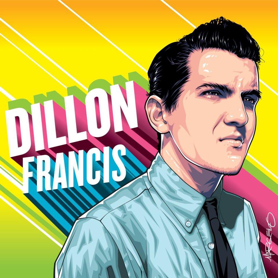dillon francis logo - photo #11