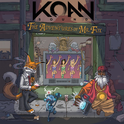 koan sound adventures mr-#main
