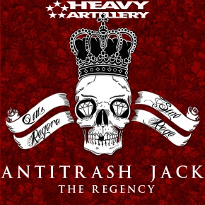 AntiTrash Jack – The Regency EP [Dubstep//Glitch-Hop]