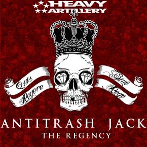 AntiTrash Jack – The Regency EP [Dubstep//Glitch-Hop]