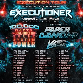 Excision: The Execution Tour – March 16th, 2012 in Philadelphia!! (FREEDLs!!)
