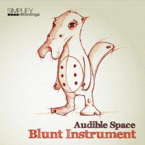 Blunt Instrument – Audible Space EP [Glitch-Hop//Bass]