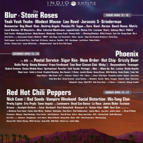 2013 Festival Preview: Coachella – Full Lineup Announcement!!