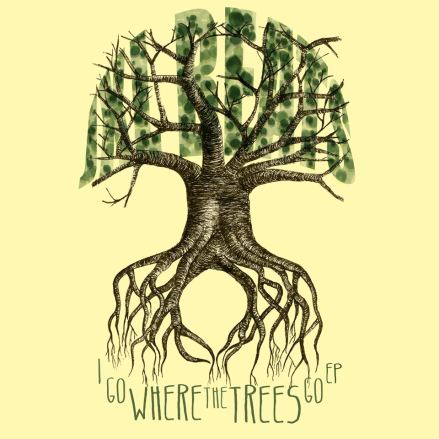 JXLbeats - I Go Where the Trees Go EP
