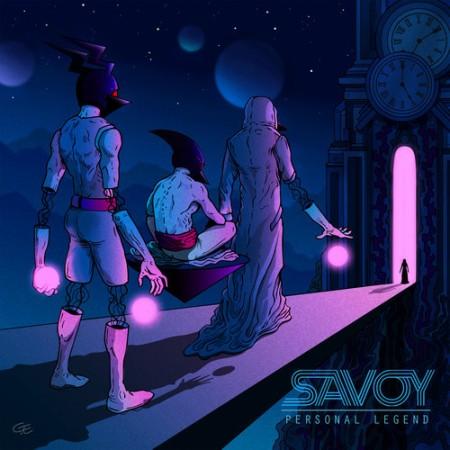 SAVOY - Personal Legend EP