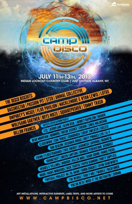 Camp Bisco 2013