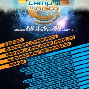 2013 Festival Preview: Camp Bisco – Full Lineup Announcement!!