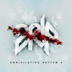 """DJ 2Rip – """"Annihilating Rhythm Vol. 4"""" (FREE DL!!) [Dubstep//Grime]"""