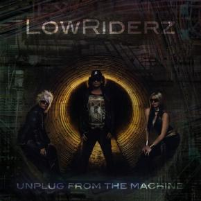 LowRIDERz – Unplug from the Machine EP + FREE Bonus!! [Glitch-Hop//Bass]