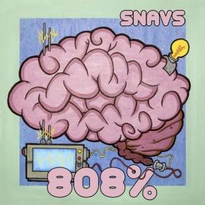Snavs – 808% EP (FREE DL!!) [Trap//Trapstep]