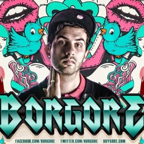 """Borgore (feat. Carnage) – """"That Lean"""" [Dubstep//Grime]"""