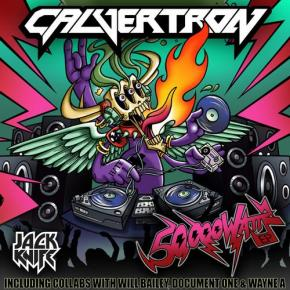 Calvertron – 50,000 Watts EP [Dubstep//Drumstep]
