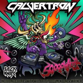 Calvertron – 50,000 Watts EP [Dubstep//Drumstep]