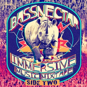 "Bassnectar – ""Immersive Music Mixtape – Side 2"" (FREE DL!!) [Dubstep//Bass]"