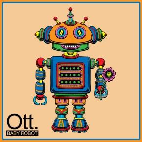 Ott. – Baby Robot EP [Dub//Downtempo]
