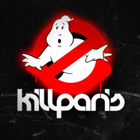 "Kill Paris – ""Ghostbusters (Kill Paris Remix)"" (FREE DL!!) [Funk//Glitch]"