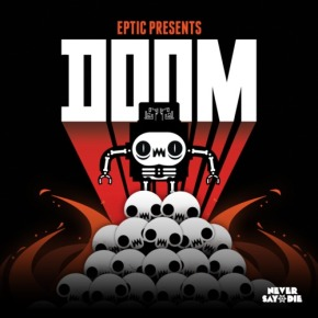 Album Review: Eptic – Doom EP [Dubstep//Bass]