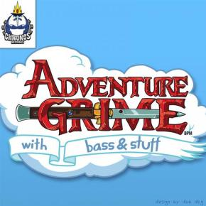 Chronos Records – Adventure Grime EP[Dubstep//Bass]
