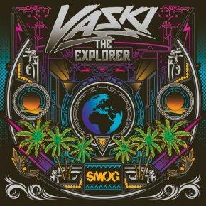 Vaski – The Explorer EP [Electro//Dubstep]