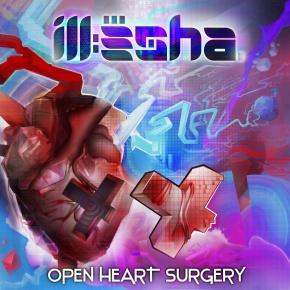 Album Review: ill-esha – Open Heart Surgery (FREE DL!!) [Glitch-Hop//Future Bass]
