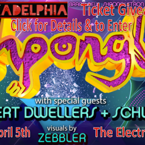 Ticket Giveaway & Event Preview: Shpongle w/ Desert Dwellers & Schlang (with Visuals by Zebbler) @ The Electric Factory [Sat. 04.05]