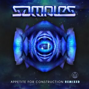 Samples – Appetite for Construction Remixed EP (+ Kraddy Remix FREE DL!!) [Glitch-Hop//Bass]