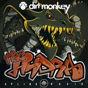 "Dirt Monkey – ""The Hydra"" [Dubstep//Bass]"