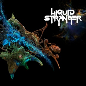"Liquid Stranger – The Renegade Crusade EP + ""The Gargon"" Official Video & FREE DL!! [Dub//Bass]"