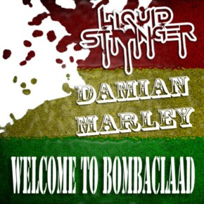 "Liquid Stranger – ""Welcome to Bombaclaad (Liquid Stranger vs. Damian Marley)"" (FREE DL!!) [Dub//Bass]"