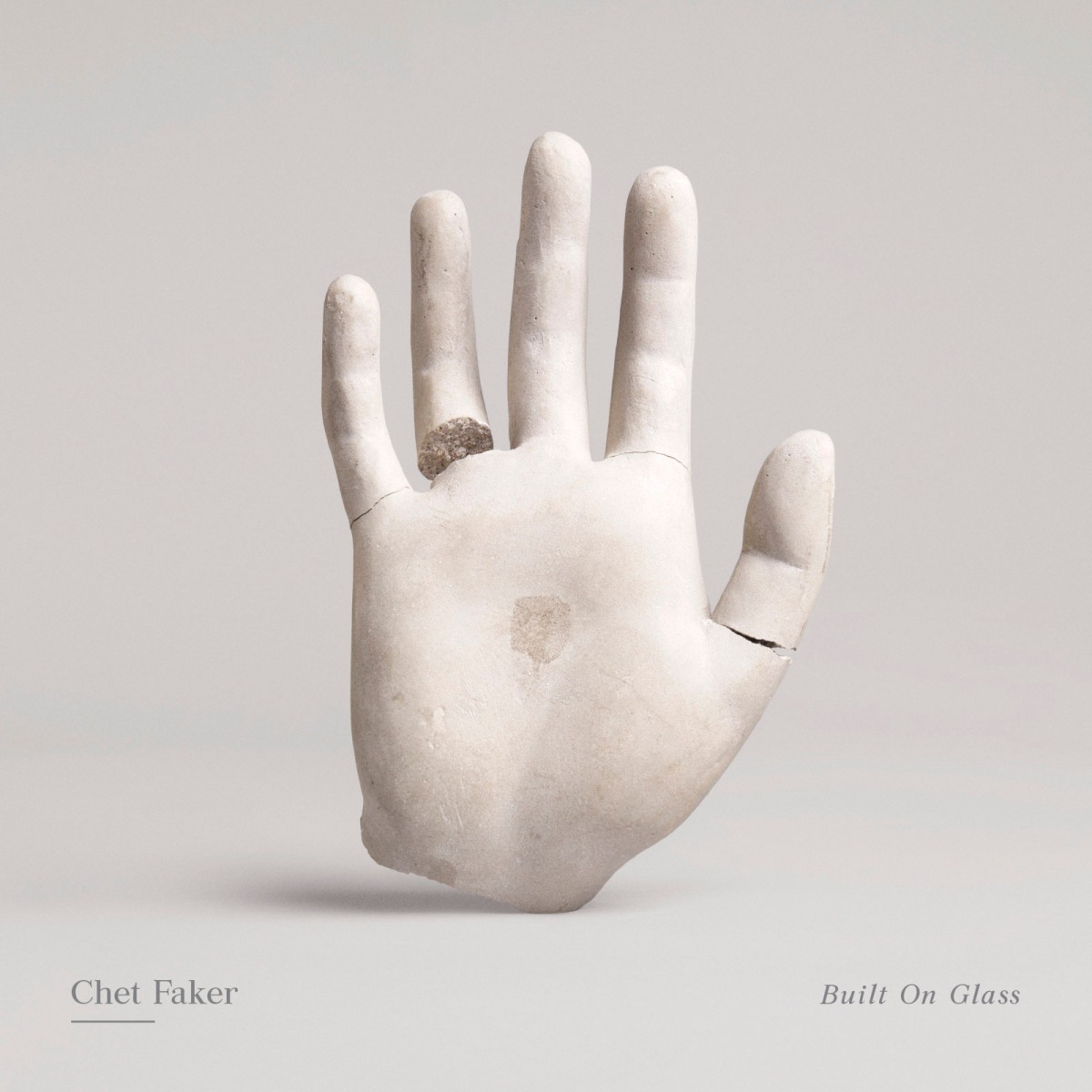 Album Review: Chet Faker - Built On Glass (Full Album Stream!) [Downtempo//Soul]