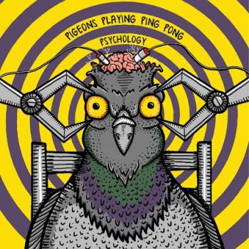 Pigeons Playing Ping Pong - Psychology