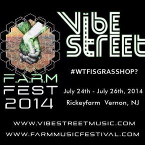 FARMFest Artist Spotlight #5: Vibe Street + Brand New Remix (FREE DL!!)