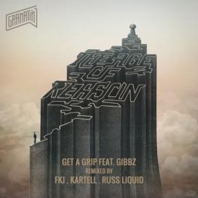 Gramatik – Get a Grip Remixes (Russ Liquid, FKJ & Kartell) [Funk//ElectroSoul]