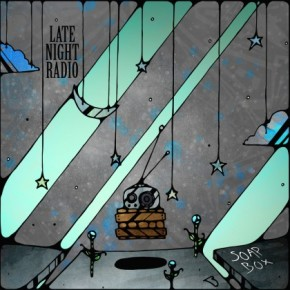 Late Night Radio – Soap Box (FREE Album!) [Hip-Hop//Electro-Soul]