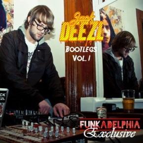 Funkadelphia Exclusive: Jack Deezl – Bootlegs Vol. 1 [Future Bass//Glitch-Hop]