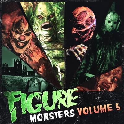 Monster 5 artwork