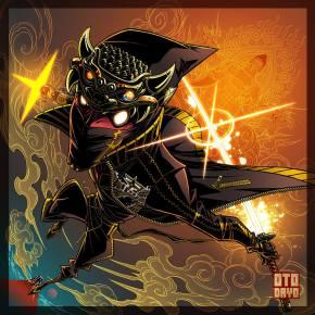 "Gameboy – ""Steampunk Ninja"" | FREEDL"