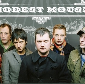 """Modest Mouse – """"The Ground Walks, With Time in aBox"""""""