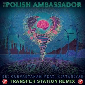 "The Polish Ambassador – ""Sri Gurvastakam (Transfer Station Remix)"" [Funkadelphia Exclusive Premier] | FREEDL"