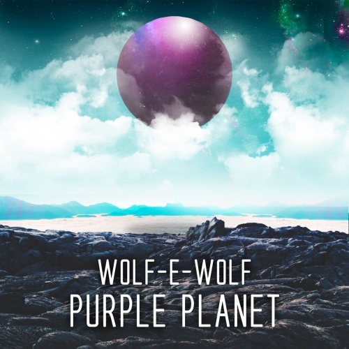 wolfewolf purple planet