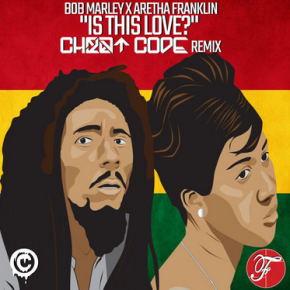 "Bob Marley X Aretha Franklin – ""Is This Love  (Cheatcode Remix)"" [Funkadelphia Exclusive Premier] 