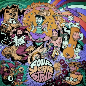 Album Review: Four Year Strong – Four Year Strong