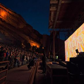 Event Recap: Tipper at Red Rocks Amphitheater (Morrison, CO) | May 16th, 2015