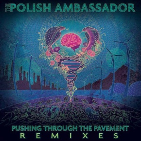 The Polish Ambassador – Pushing Through the Pavement: Remixes | Name Your Price