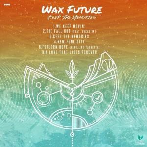 wax future ep back