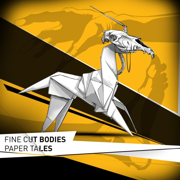 fine cut bodies paper tales