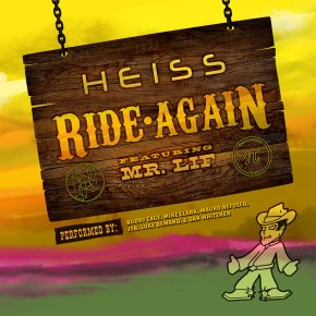"HEISS – ""Ride Again"" (feat. Mr. Lif) [Transcendent Tunes]"
