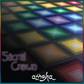 "Sacral Crown – Amsha | Plus FREE ""Meditative Jam"", Live Improv"