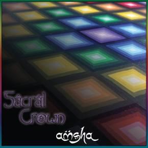 "Sacral Crown – Amsha | Plus FREE ""Meditative Jam"", LiveImprov"