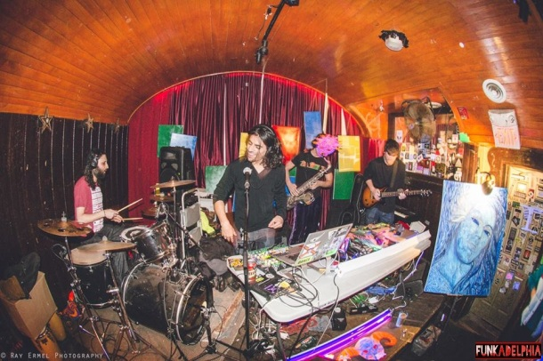 Live Band Debut, 2015